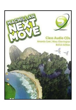 MACMILLAN NEXT MOVE STARTER CLASS AUDIO CDs (SET 2 CD)