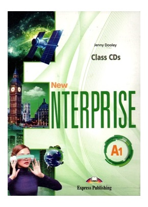 NEW ENTERPRISE A1 CLASS CDs (SET OF 4)