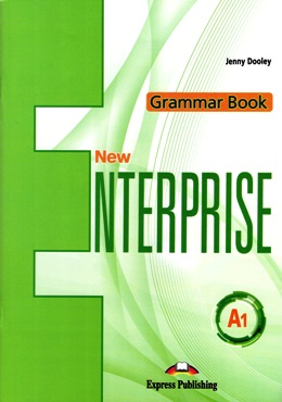NEW ENTERPRISE A1 GRAMMAR BOOK WITH DIGIBOOK-APP