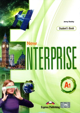 NEW ENTERPRISE A1 STUDENT'S BOOK WITH DIGIBOOK-APP
