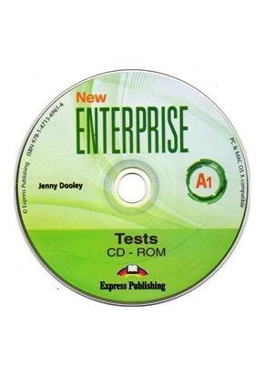 NEW ENTERPRISE A1 TESTS CD-ROM