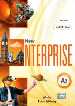 NEW ENTERPRISE A2 STUDENT'S BOOK WITH DIGIBOOK-APP