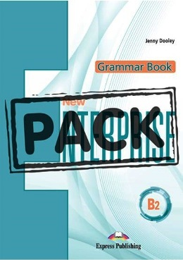 NEW ENTERPRISE B2 GRAMMAR BOOK WITH DIGIBOOK-APP