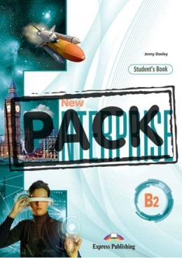 NEW ENTERPRISE B2 STUDENT'S BOOK WITH DIGIBOOK-APP