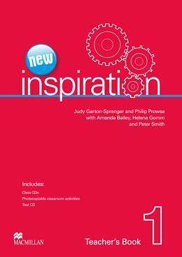 NEW INSPIRATION 1 TEACHER'S BOOK PACK