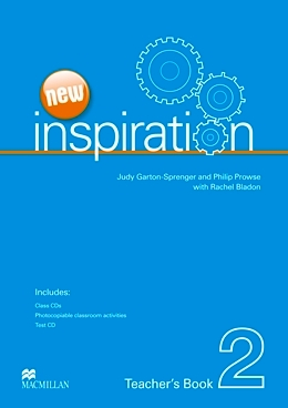 NEW INSPIRATION 2 TEACHER'S BOOK PACK