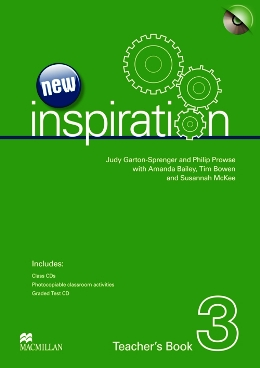 NEW INSPIRATION 3 TEACHER'S BOOK PACK