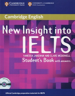 NEW INSIGHT INTO IELTS STUDENT'S BOOK WITH ANSWERS & AUDIO CD