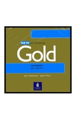 NEW PROFICIENCY GOLD CLASS AUDIO CDs (SET 2 CD)