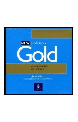 NEW PROFICIENCY GOLD EXAM MAXIMISER AUDIO CDs (SET 2 CD)