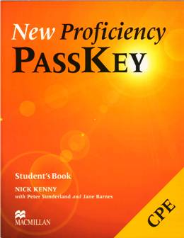 NEW PROFICIENCY PASSKEY STUDENT'S BOOK PACK (SB & WB WITH KEY)