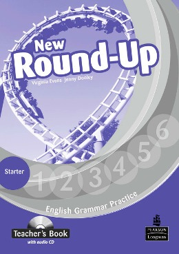 NEW ROUND-UP STARTER TEACHER'S BOOK WITH AUDIO CD