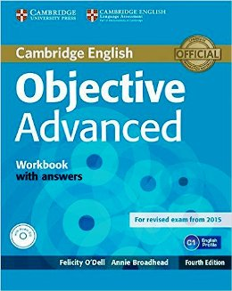 OBJECTIVE ADV. 4TH ED. WORKBOOK WITH ANSWERS & AUDIO CD