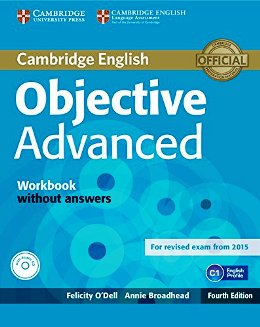OBJECTIVE ADV. 4TH ED. WORKBOOK W/O ANSWERS WITH AUDIO CD