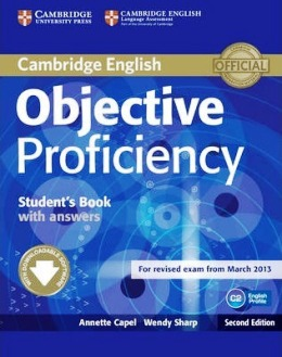 OBJECTIVE PROF. 2ND ED. SB WITH KEY WITH DOWNLOADABLE SOFTWARE