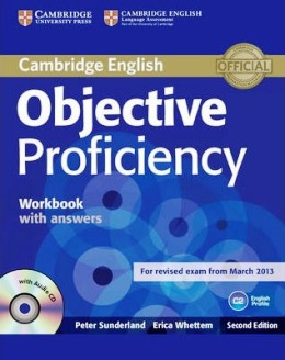 OBJECTIVE PROF. 2ND ED. WORKBOOK WITH ANSWERS WITH AUDIO CD
