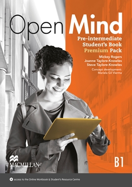 OPEN MIND PRE-INTERMEDIATE STUDENT'S BOOK PREMIUM PACK