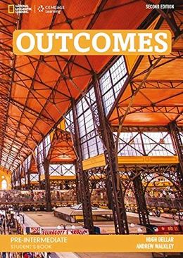 OUTCOMES 2ND ED. PRE-INTERMEDIATE STUDENT'S BOOK PACK