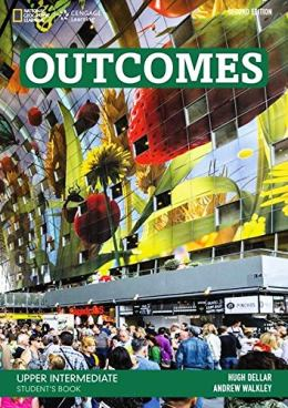 OUTCOMES 2ND ED. UPPER INTERMEDIATE STUDENT'S BOOK PACK