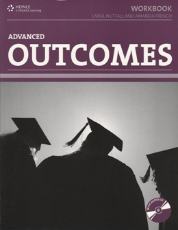 OUTCOMES ADVANCED WORKBOOK WITH KEY & AUDIO CD