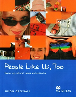 PEOPLE LIKE US, TOO STUDENT'S BOOK
