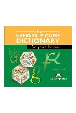 THE EXPRESS PICTURE DICTIONARY AUDIO CDs (SET 3 CD)