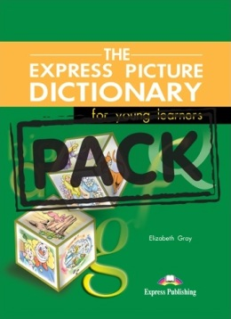 THE EXPRESS PICTURE DICTIONARY STUDENT'S BOOK PACK