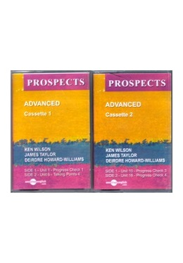 PROSPECTS ADVANCED AUDIO CASSETTE (SET 2 CASSETTE)