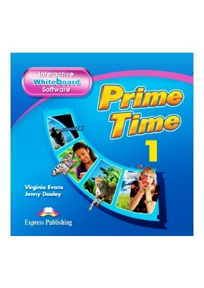PRIME TIME 1 INTERACTIVE WHITEBOARD SOFTWARE
