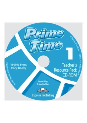 PRIME TIME 1 TEACHER'S RESOURCE PACK CD-ROM