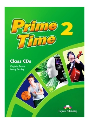 PRIME TIME 2 CLASS CDs (SET 4 CD)