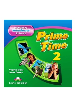PRIME TIME 2 INTERACTIVE WHITEBOARD SOFTWARE