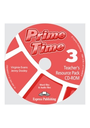 PRIME TIME 3 TEACHER'S RESOURCE PACK CD-ROM