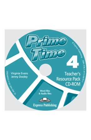 PRIME TIME 4 TEACHER'S RESOURCE PACK CD-ROM