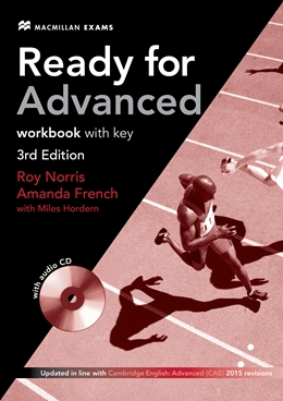 READY FOR ADVANCED 3RD ED. WORKBOOK WITH KEY & AUDIO CD