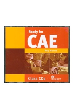 READY FOR CAE CLASS CDs (SET 3 CD)