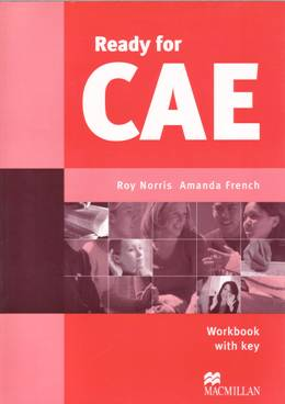 READY FOR CAE WORKBOOK WITH KEY