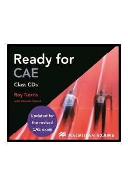 READY FOR CAE 2ND EDITION CLASS CDs (SET 3 CD)