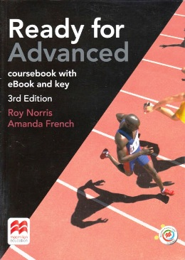 READY FOR ADVANCED 3RD ED. COURSEBOOK WITH KEY WITH MPO & EBOOK