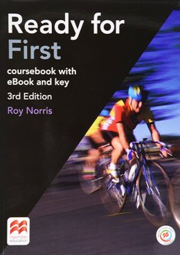 READY FOR FIRST 3RD EDITION COURSEBOOK WITH KEY WITH MPO & EBOOK