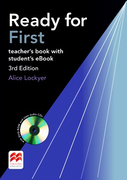 READY FOR FIRST 3RD ED. TEACHER'S BOOK WITH STUDENT'S EBOOK PACK
