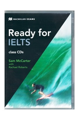 READY FOR IELTS CLASS CDs (SET 3 CD)