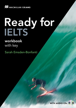 READY FOR IELTS WORKBOOK WITH KEY & AUDIO CD