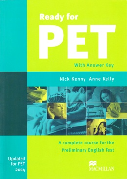 READY FOR PET 2ND EDITION COURSEBOOK WITH KEY