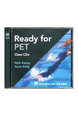 READY FOR PET 3RD EDITION CLASS CDs (SET 2 CD)