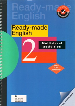 READY-MADE ENGLISH 2 MULTI-LEVEL ACTIVITIES