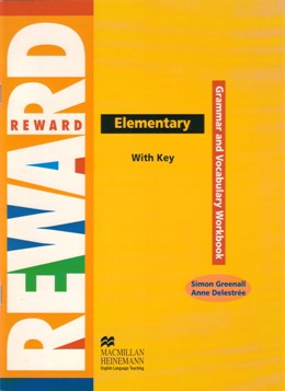 REWARD ELEMENTARY GRAMMAR & VOCABULARY WORKBOOK WITH KEY