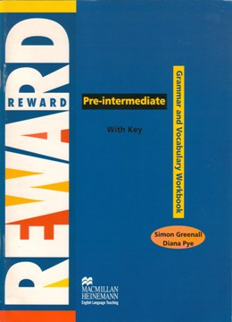 REWARD PRE-INTERMEDIATE GRAMMAR & VOCABULARY WORKBOOK WITH KEY
