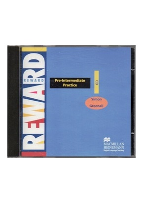 REWARD PRE-INTERMEDIATE PRACTICE BOOK CD