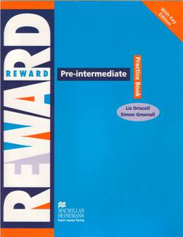 REWARD PRE-INTERMEDIATE PRACTICE BOOK WITH KEY